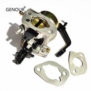Image 3 - Generator Carburetor For China generator power Equipment EC3000 3500 4000 Watt 6.5HP Generator,168F engine generator carburetor