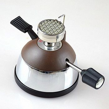 Mini Tabletop Gas Butane Burner Heater For Siphon Coffee Maker Or  Tea Portable Gas Stove