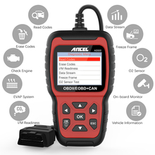 Code-Reader Car-Diagnostic-Tool Auto-Scanner Ancel As500 OBD2 Engine for Multilingual-Upgradeable