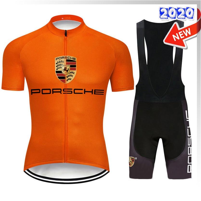 Cycling Jersey Bib Short Set Kit Bicycle Shirt Bike Wear Gel Pad Clothing Sleeve Italian Team Crossmax Mountain Jacket Tight Top