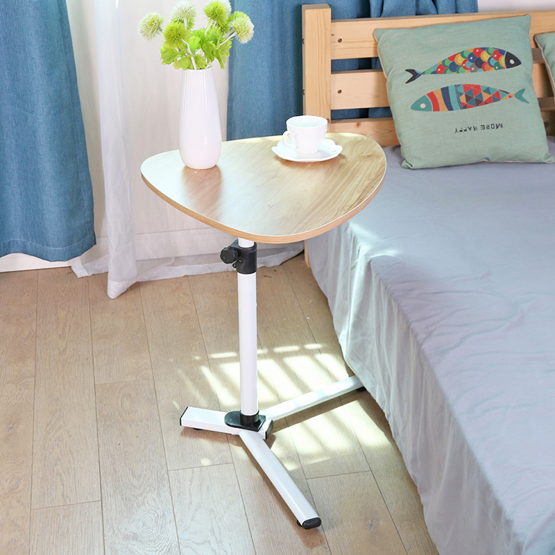 Simple Laptop Desk Lazy Lift Desk Mobile Folding Bed Coffee Table Sofa Side Table Coffee Table