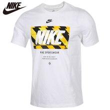 Original Nike AS M NSW TEE TABLE HBR 15 Mens Short sleeve Pattern Soft Clothing