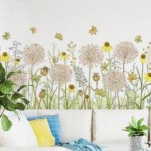 112*49 см плакаты в скандинавском стиле, зеленые картины растений для гостиной, настенная мебель, ремонт, Настенные обои для дома