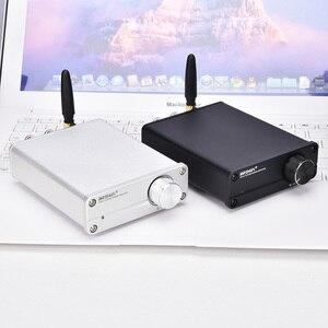 Image 3 - KYYSLB TPA3116 מיני 5.0 Bluetooth מגבר DC12 ~ 24v 100W * 2 QCC3003 חום HIFI סטריאו בית אודיו דיגיטלי מגבר 4 ~ 8 אירו
