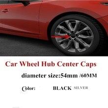 4 шт * 54 мм, 60 мм центральный колпак на колесо автомобиля сердечник колеса Шапки значок воздуха для Altima Maxima Murano 350Z Sentra стайлинга автомобилей