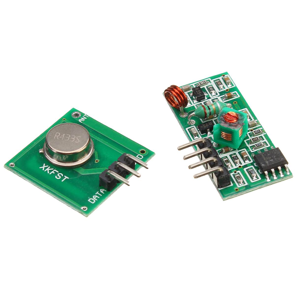 LEORY 433Mhz RF Decoder Transmitter With Receiver Module Kit For Arduino ARM MCU Wireless