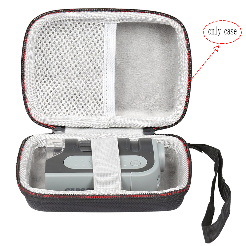 2020 New Hard Case For Carson MicroBrite Plus 60x-120x LED Lighted Pocket Microscope Carrying Case Box Portable Storage Cover