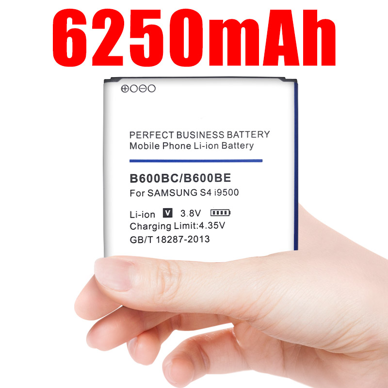 100% New 6250mAh <font><b>B650AC</b></font> B650AE Phone <font><b>Battery</b></font> for Samsung Galaxy Mega 5.8 i9150 i9152 i9158 i9159 P709 G3858 i9152P i9158V image