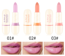 19g Pink Moisturizing Lip Balm Portable Matte Waterproof Lasting Lipgloss 3 Colors Optional Sexy  Lipstick Cosmetic TSLM2