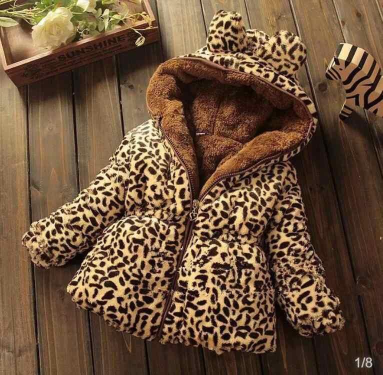 Zima odzież wierzchnia dziewczęca dla niemowląt dzieci dziewczyny parki z kapturem dla niemowląt kurtki dla dziewczynek ciepła bawełniana parka kurtka dla dzieci
