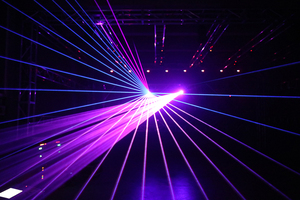 Image 5 - MFL 250 1W RGB Animation Mini Laser Light Bar Auto/Sound/DMX512/Master slave/Master slave for Disco, Club, KTV, Pub, Bar, Fa