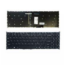 Nuova tastiera DEGLI STATI UNITI per ACER SWIFT 3 SF315 41 SF315 52G SF315 51G N17P4 A615 51 SF315 51 SF315 52 tastiera del computer portatile Con retroilluminazione