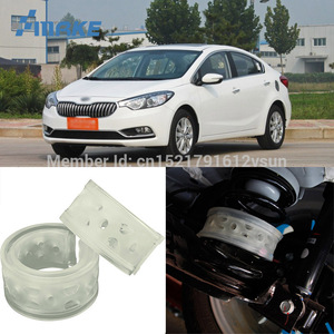 smRKE For Kia K3 Car Auto Shock Absorber Spring Buffer Bumper Power Cushion Damper Front/Rear High Quality SEBS