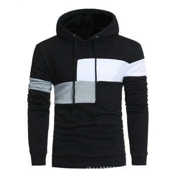 2019 DW Custom Print LOGO HoodieS for Men Pullover Men's Hooded Sweatshirt Jacket Custom Harajuku Large Size Direct SA-8 1