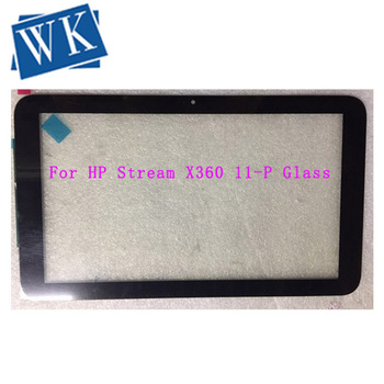 11.6''  Touch Screen Digitizer Outer Glass Tablets For HP Stream X360 11-P Series 11-P010NR 11-P091NR 11-P015WM