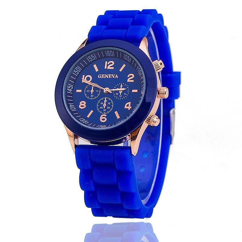 Yueshang  Fashion Silicone Band Creative Marble Wrist Watch Casual Women Quartz Watches Gift Relogio Feminino Erkek Kol Saati