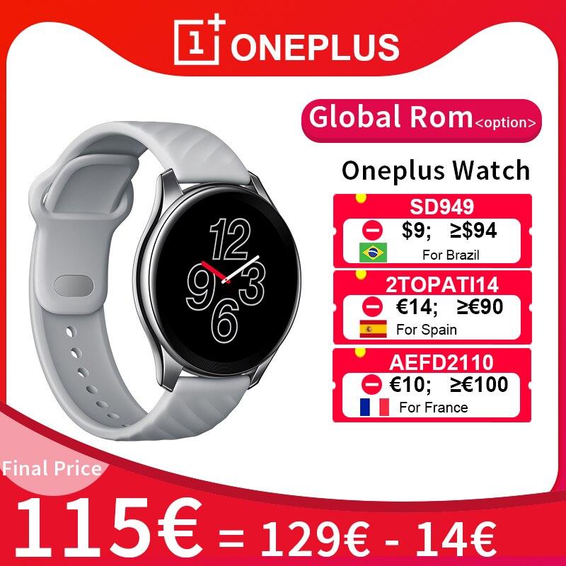 Чехол из ПВХ для OnePlus часы 4 Гб 46 мм Смарт-часы сна крови кислородом до 14 дней 1,39