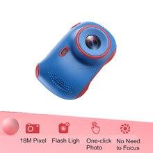 Minicámara Digital para niños, cámara Vlog HD de 1080P para grabar vídeo, fotos, juguetes para niñas, regalo de cumpleaños