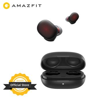 2020 CES Amazfit Powerbuds TWS Wireless Earhook Earphones Heart Rate Monitor Bluetooth headphones For iOS Android