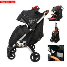 Yoyaplus Max wózek dla dziecka wózek dla dziecka wózek dla dziecka składany bezpłatny pokład prezenty ulepsz lepiej Babalo Babyyoya Yoya Cybex samochód tanie tanio CN (pochodzenie) 6010-2 0-3 M 4-6 M 7-9 M 10-12 M 13-18 M 19-24 M 2-3Y 4-6Y 0~48Months