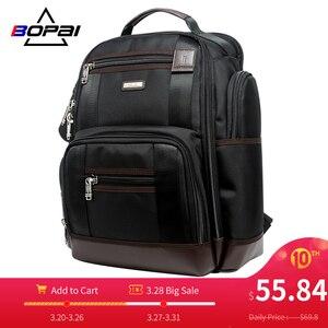 Black Backpack Laptop 15.6 Inch plecak na laptopa backpack travel bags(China)