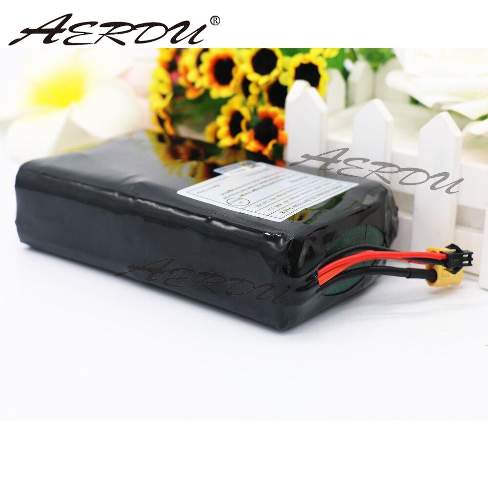 Batterie Rechargeable AERDU 10S2P 36V 7Ah 18650 Li-ion pour moteur monocycle électrique Samsung INR18650-35E XT60 SM 2P BMS
