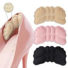 1 пара Женские стельки для обуви на высоком каблуке отрегулировать