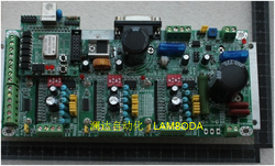 USBCNC Integrated Board 3-axis Integrated Board Integrated DC Motor Drive TB6560 3-axis