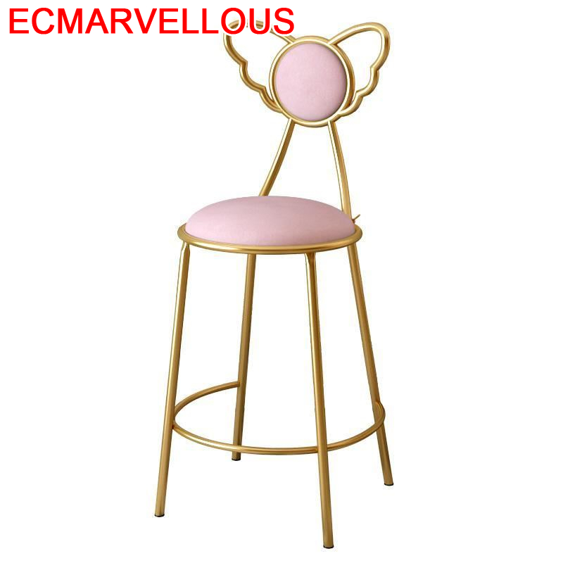 Fauteuil Stoelen Stuhl Para Barra Cadir Todos Tipos Sandalyesi Taburete Barkrukken Banqueta Silla Stool Modern Cadeira Bar Chair