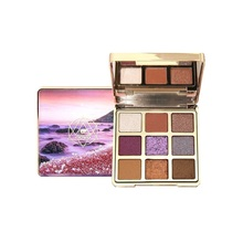9-Color Eyeshadow Compact Matte Pearly Lustre Super Fire Beginners Girly Series Eyeshadow Compact Palette E недорого