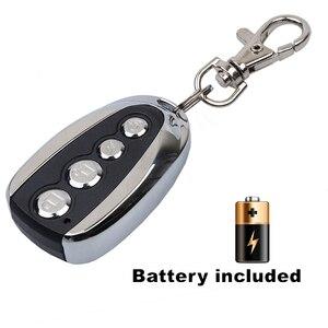 Image 2 - Kebidu Mini électrique 4 bouton 433.92 MHz Auto copie télécommande duplicateur clonage voiture clé porte clés copie contrôleur
