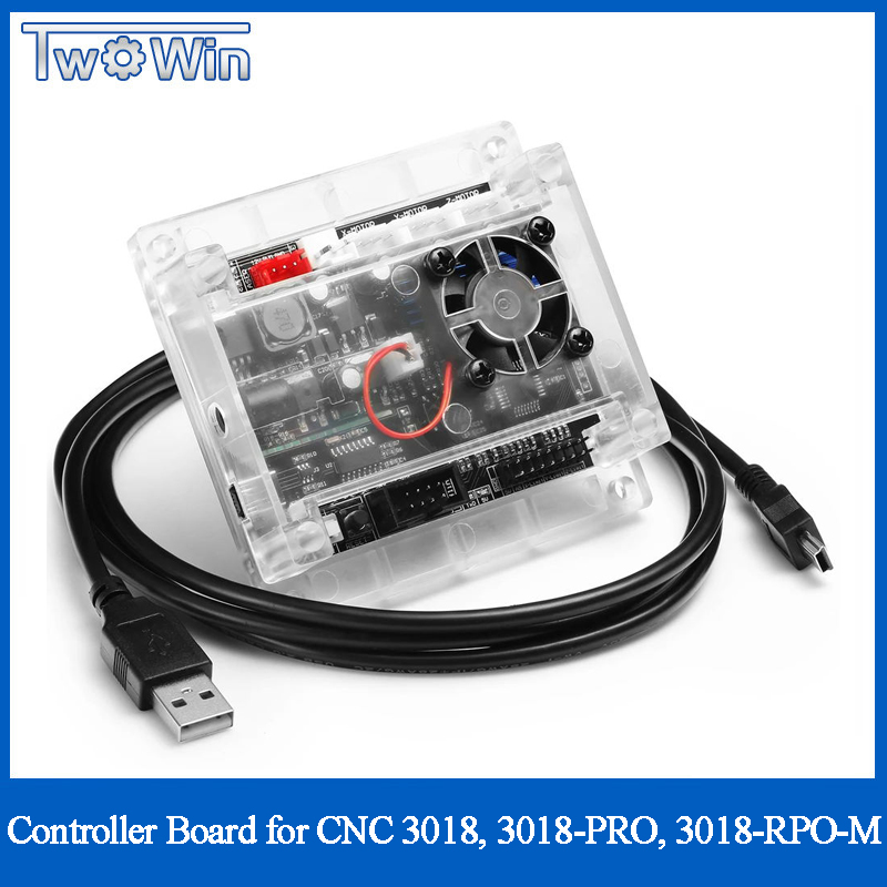 GRBL 1.1 J,USB Port Cnc Engraving Machine Control Board, 3 Axis Control,laser Engraving Machine Board