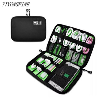 Cable Organizer System Kit Case USB Data Cable Earphone Wire Pen Power Bank Storage Bags Digital Gadget Devices Travel cable organizer system kit case usb data cable earphone wire pen power bank storage bags digital gadget devices travel