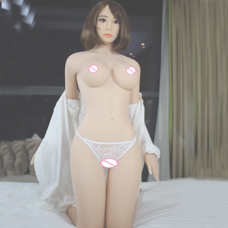 <font><b>158cm</b></font> Full Real Silicone <font><b>Sex</b></font> <font><b>Dolls</b></font> for Men Skeleton <font><b>Lifelike</b></font> Adults Love <font><b>Doll</b></font> with Vaginal Anal <font><b>Sex</b></font> Products for Adults <font><b>Sex</b></font> <font><b>Doll</b></font> image