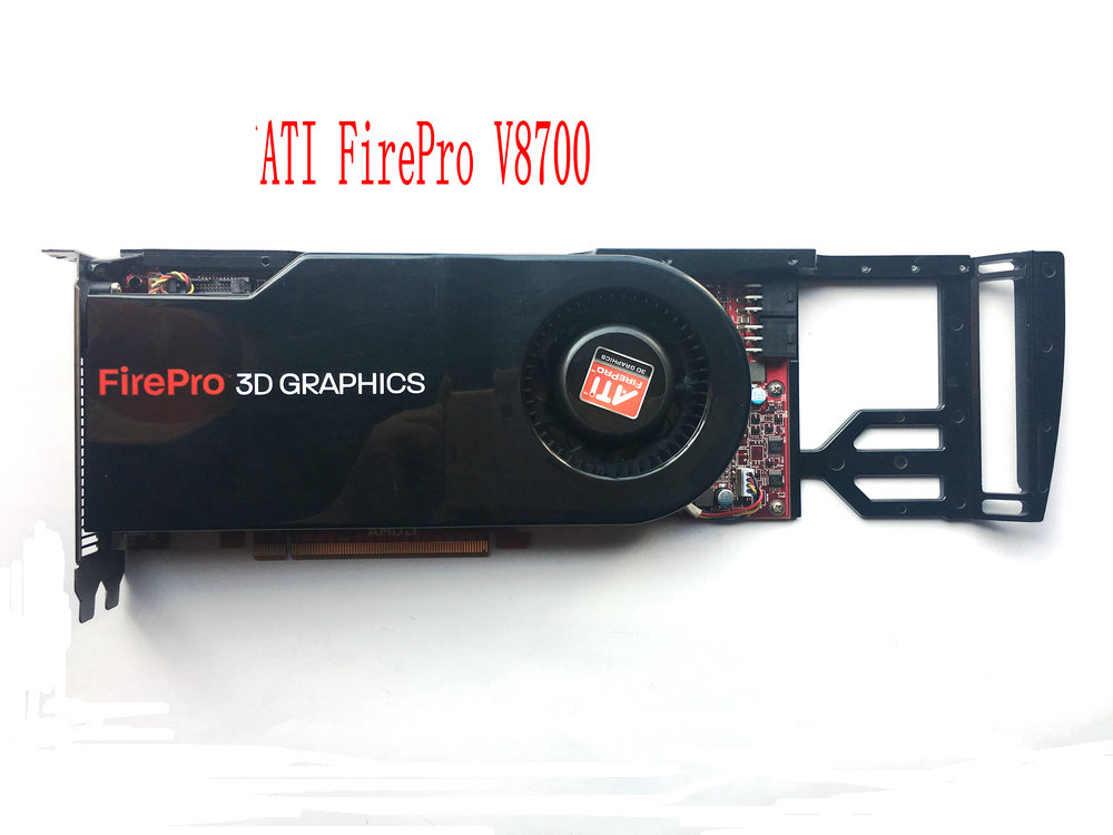 ATI FirePro V8700 1GB Graphics Card Professional Graphics Card