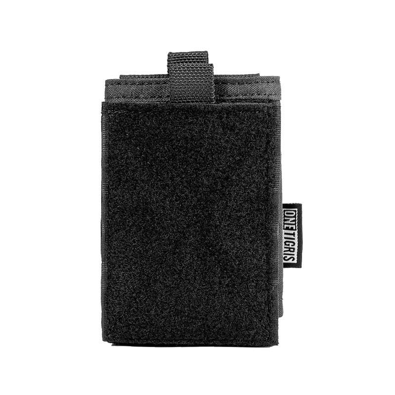 OneTigris Tactical MOLLE Open-Top Magazine Pouch Single Rifle Ammo Insert Holster FAST AK AR M4 FAMAS Mag Pouch