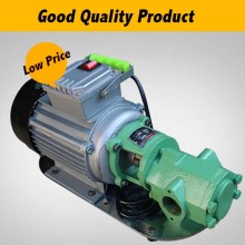 WCB-30 370w 30l/min Cast Iron Electric Oil Pump Gear High Viscosity Pumps