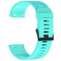 Cinturino in Silicone per Garmin Forerunner 35 30 nero blu arancione bianco cinturino in gomma sostituzione cinturino Smartwatch