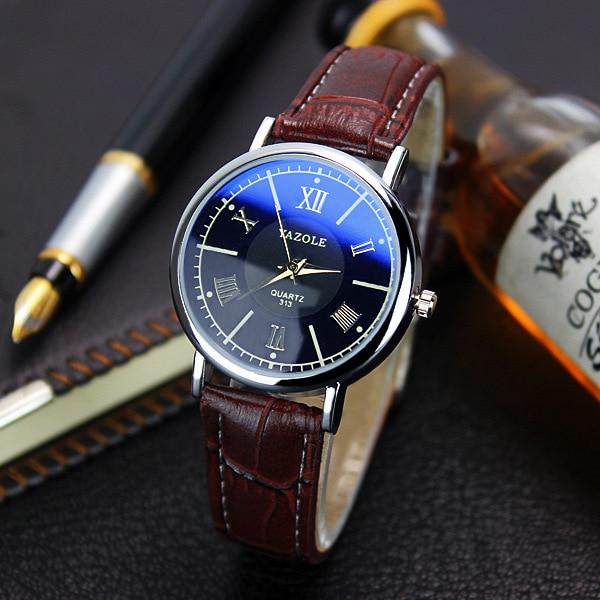 YAZOLE Fashion Quartz Watch Women Watches Ladies Girls Famous Brand Wrist Watch Female Clock Montre Femme Relogio YZL313-B