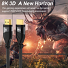 HDMI 2 1 cable 4K 120HZ hdmi High Speed 8K 60 HZ UHD HDR 48Gbps cable HDMI Ycbcr4 4 4 Converter for PS4 HDTVs Projectors review