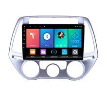 """Eastereggs Dành Cho Xe Hyundai I20 Hướng Dẫn Sử Dụng AC 2012 2013 2014 Autoradio 2 DIN 9 """"Android Máy Nghe Nhạc Đa Phương Tiện Dẫn Đường GPS đầu Đơn Vị"""