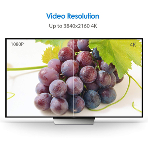 Image 5 - نشط دب ديسبلايبورت إلى دفي محول محول 4K ثندربولت ل آتي إيلافينيتي 6 شاشات متعددة دب صغير دفي 4K30HZ هدمي