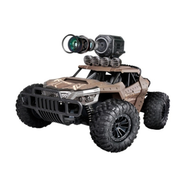RC Car Climbing Car Double Motors Drive Bigfoot Car Remote Control Model Off-Road Vehicle Oys for Boys Kids 1