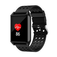 Promotion M7 Colorful OLED Screen Sport Smart Band IP67 Waterproof Support Heart Rate Blood Pressure Predometer Smart Watch f