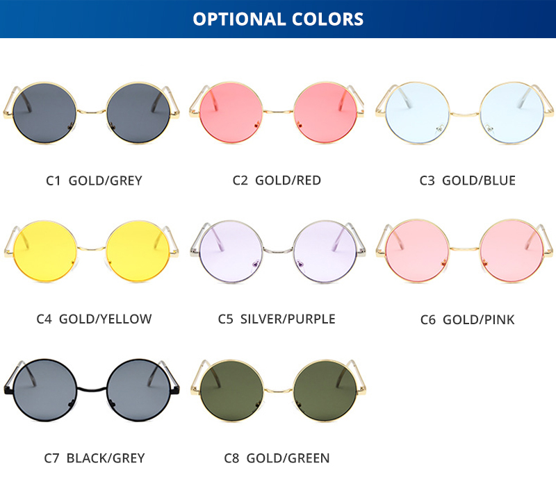 2.optional colors