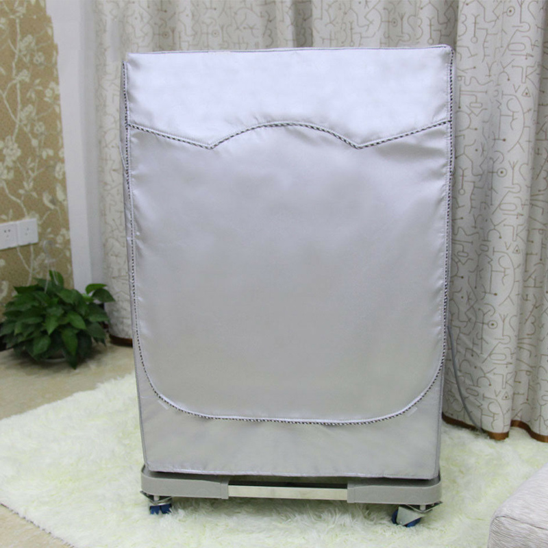 Automatic Roller Washing Machine Cover Dustproof Waterproof Breathable for Home HR