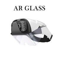 AR-гарнитура, смарт-очки AR, 3D видео, виртуальная реальность, VR-гарнитура, очки для iPhone и Android 3D видео и игр