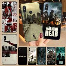 the walking dead Phone Case For Xiaomi Mi A1 A2 5 6 6PLUS 8 9 SE Lite MIX 2 2S MAX 2 3 Pocophone F1(China)