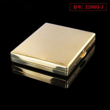 1 шт чехол для сигарет аксессуары курения металлический Подарочный