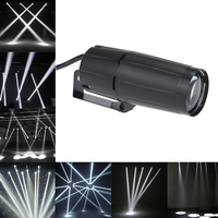 Legal led branco spotlight super brilhante lâmpada espelho bolas de iluminação palco para ktv dj disco|Efeito de Iluminação de palco| |  -